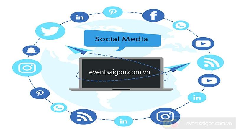 Quảng bá sự kiện mạng xã hội