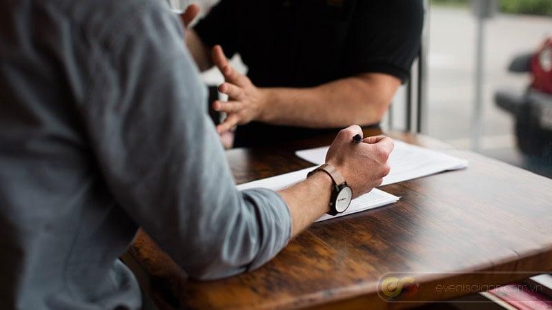 Làm thế nào để giảm chi phí sự kiện - Đàm phán