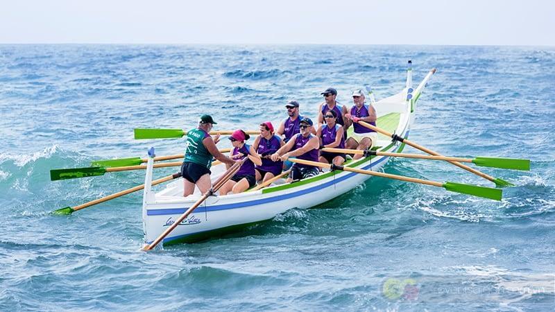 Team Building biển