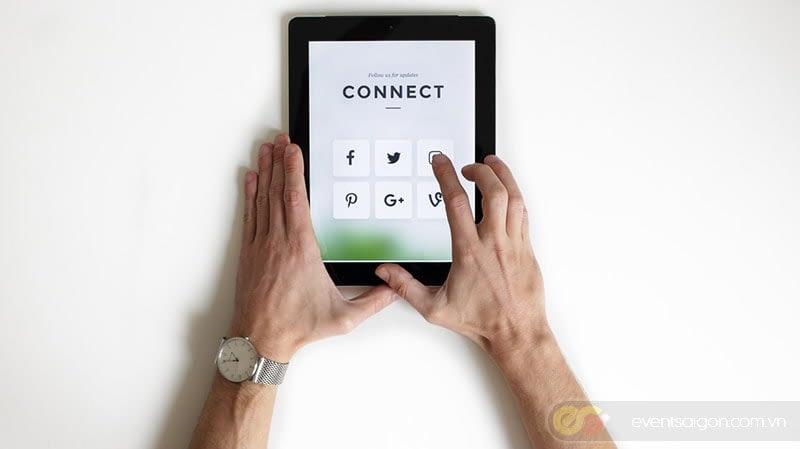 Tăng hoạt động truyền thông xã hội