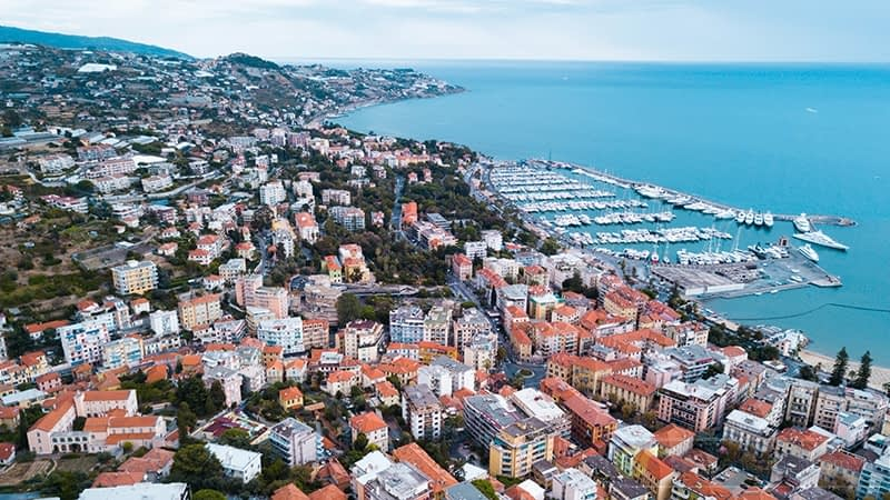 Sanremo Liguria Italy