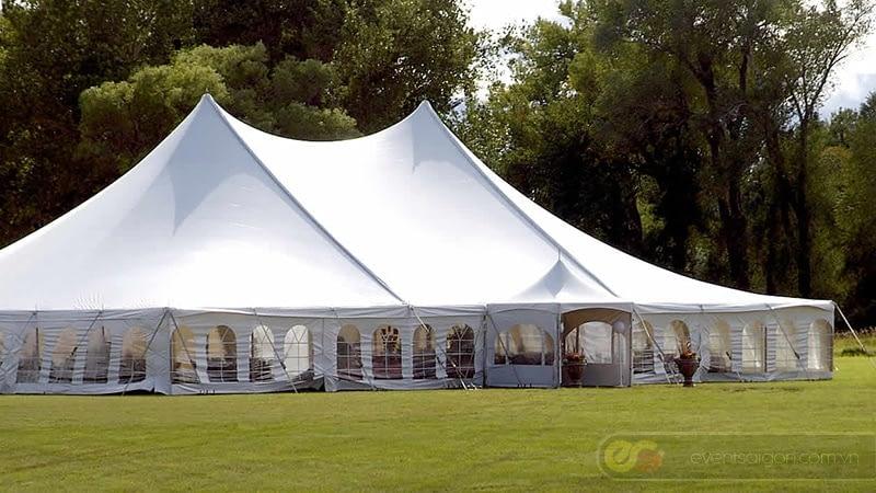 Lều lớn trang trí sự kiện ngoài trời